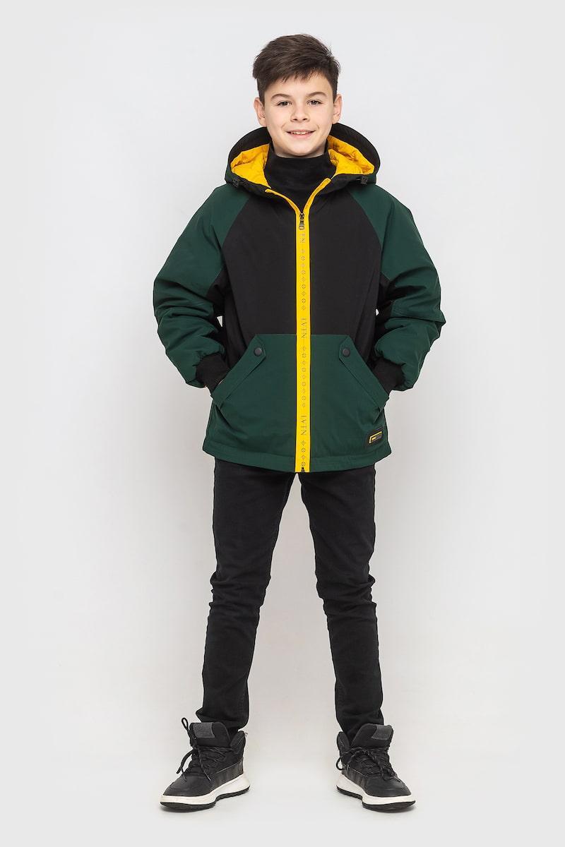 Куртка Cvetkov Спорт Поло Зелёный