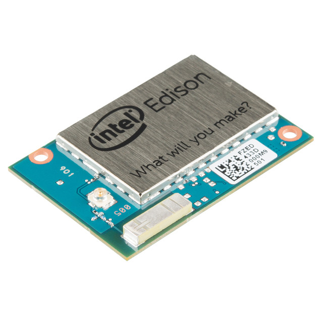 Міні-комп'ютерній комп'ютері Intel® Edison