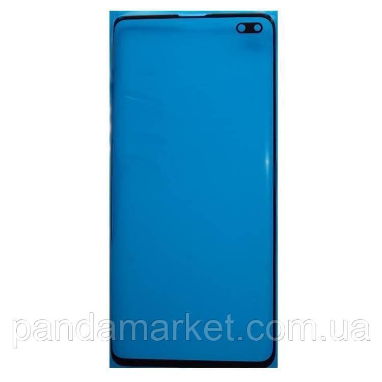 Стекло дисплея для переклейки Samsung G970 S10E Черный