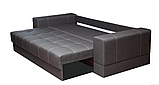 Диваны евро-книжки БАЗЕЛЬ от производителя Спальный диван для повседневного сна Софа Серый, фото 3