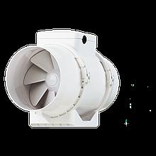 Вентилятор канальный смешанного типа Домовент ТТ 100, однофазный, 33Вт, 187м3/ч