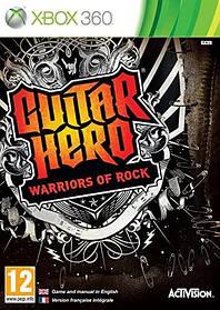 Игра для игровой консоли Xbox 360, Guitar Hero: Warriors of Rock (Лицензия, БУ)