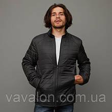 Куртка демісезонна Vavalon KD-180 gray