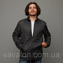 Куртка демисезонная Vavalon KD-180 gray