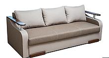 Диваны еврокнижки ОКСФОРД Спальный диван для повседневного сна Софа Бежевый