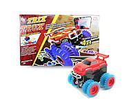 Детский игрушечный автотрек Trix Trux с машинкой M-133923 трек для машинок конструктор