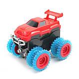 Lb Детский игрушечный автотрек Trix Trux с машинкой M-133923 трек для машинок конструктор, фото 2