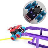 Lb Детский игрушечный автотрек Trix Trux с машинкой M-133923 трек для машинок конструктор, фото 5