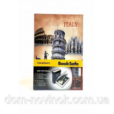 Книга-сейф (24см) Италия
