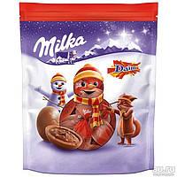 Конфеты Milka bonbons Daim 86g