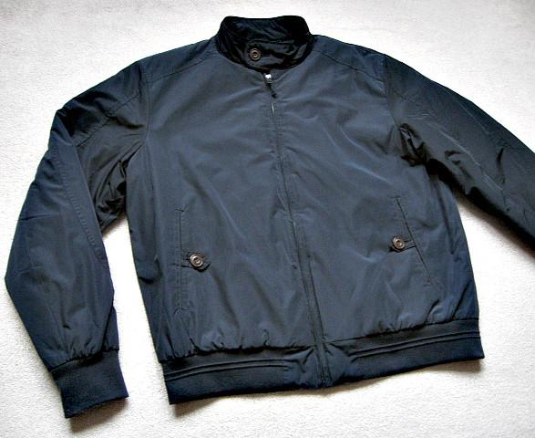 Мужская синяя куртка Размер L/ 50-52 Б/У Хорошее состояние