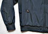 Мужская синяя куртка Размер L/ 50-52 Б/У Хорошее состояние, фото 5
