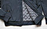 Мужская синяя куртка Размер L/ 50-52 Б/У Хорошее состояние, фото 4