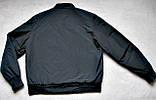 Мужская синяя куртка Размер L/ 50-52 Б/У Хорошее состояние, фото 9