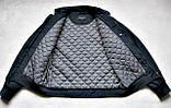 Мужская синяя куртка Размер L/ 50-52 Б/У Хорошее состояние, фото 7
