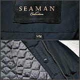 Мужская синяя куртка Размер L/ 50-52 Б/У Хорошее состояние, фото 10