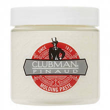Паста для укладання волосся моделююча Clubman Pinaud white, 113 г