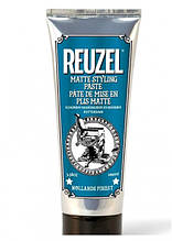 Паста для укладання волосся Reuzelmatte styling paste, REU067, 100 мл