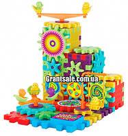 Детский развивающий 3D Веселый конструктор Funny Bricks 81 деталь (50)