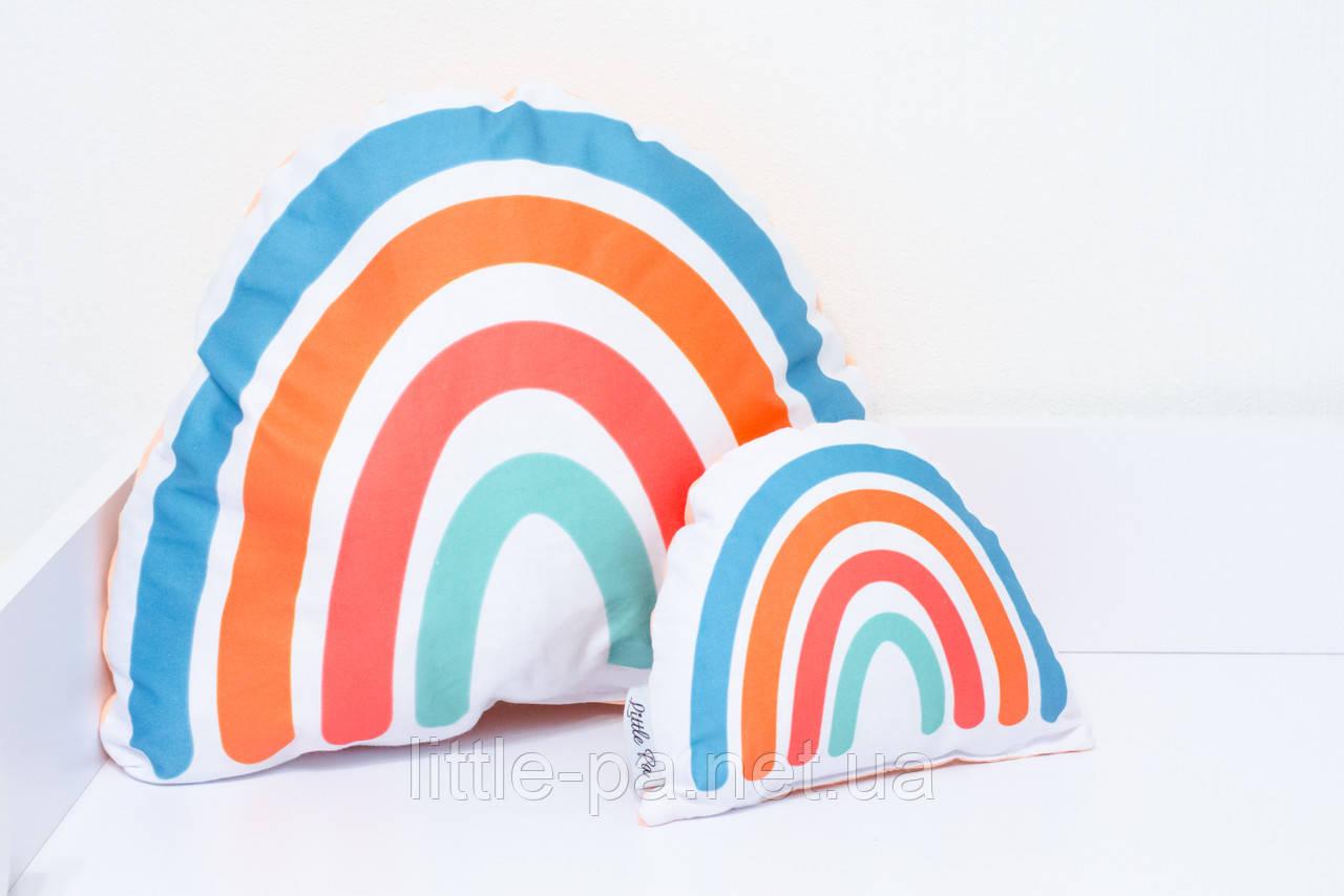 """Комплект подушек для детской комнаты """"Радуги"""""""