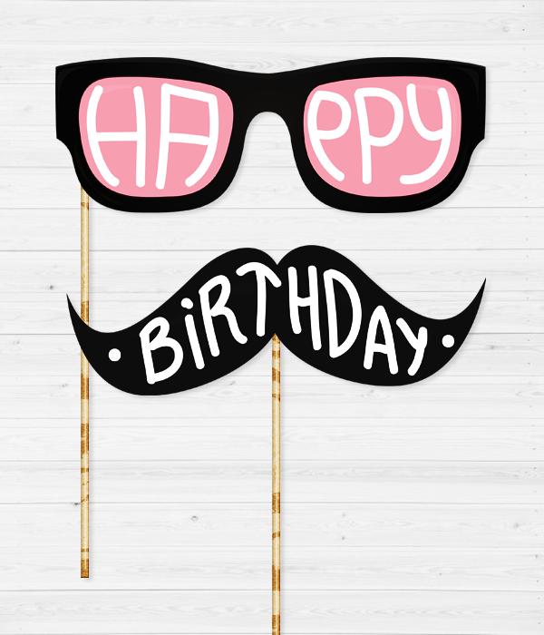 """Фотобутафория """"Happy Birthday"""""""