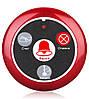 Многофункциональная кнопка вызова кальянщика и официанта BELFIX B24RСK
