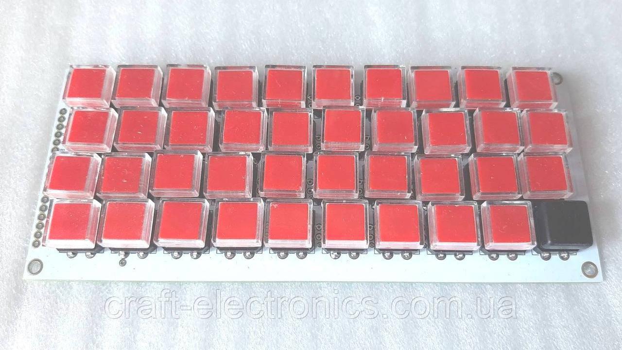 Клавиатура для домашних компьютеров (набор для сборки)