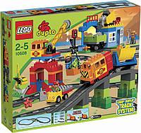 LEGO Duplo Большой поезд Делюкс 10508, фото 1