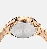 Розкішні позолочені годинники жіночі код 418, фото 2