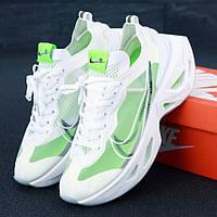 Женские кроссовки в стиле Nike Zoom x Vista, зеленый, белый, Китай