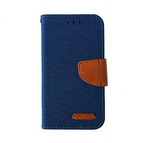 Чехол Goospery универсальный 4.5'' dark blue