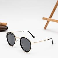 Стильные круглые солнцезащитные очки