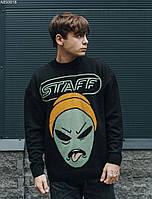 Вязаный свитер Staff Марсель