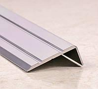 Угловой порог 40х20мм разные цвета ламинированный