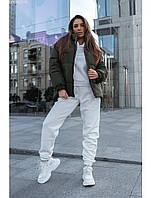 Женская зимняя куртка Staff gerber khaki