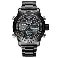 Оригинальные наручные часы AMST 3022 Metall All Black, 100% ОРИГИНАЛ