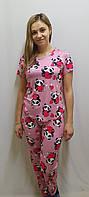 Пижама с брюками бамбук 544, фото 1
