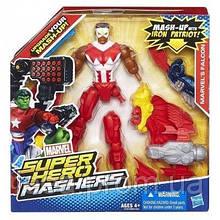 Разборная фигурка супергероя Сокол - Marvels Falcon, Mashers, Marvel, Hasbro SKL14-138268