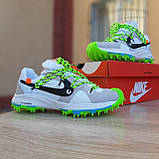 Кросівки розпродаж АКЦІЯ останні розміри Nike Zoom Terra Kiger 650 грн люкс копія, фото 5