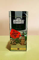 Чай Ahmad Tea Earl Grey 40 пакетиків без ярлика чорний, фото 1