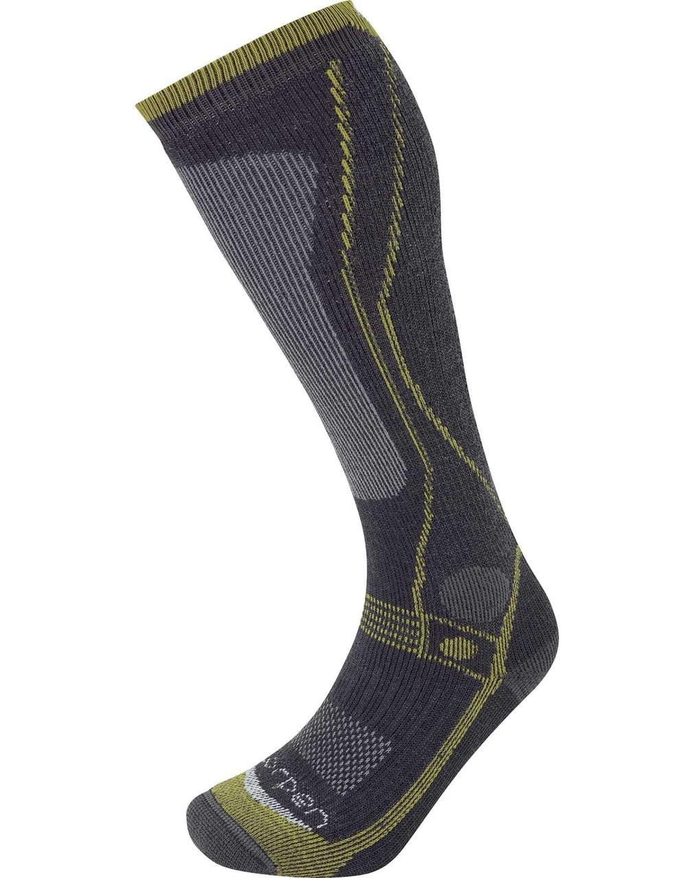 Шкарпетки Lorpen T3 Heavy Trekker Overcalf T3HTO Charcoal XL (6210092 5427 XL)