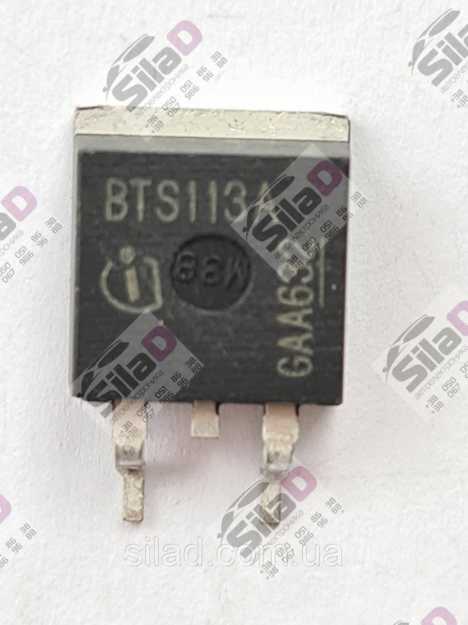 Транзистор BTS113A Infineon корпус TO-263