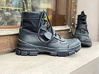 Ботинки тактические Strap  BLACK, фото 5