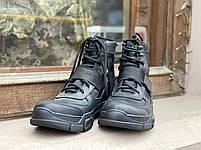 Ботинки тактические Strap  BLACK, фото 2