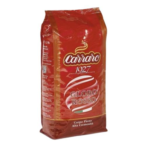 Кофе в зёрнах Carraro Globo Rosso 1000g