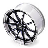 Колесный диск RFK Wheels PLS201 20x9 ET45, фото 3