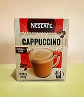 Кофейный напиток Nescafe Cappuccino 3 в 1 20 стиков, фото 1