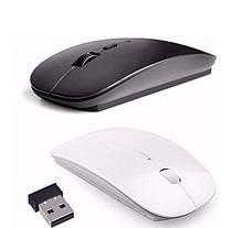 Бездротова мишка з стилі Apple оптична usb радіо миша