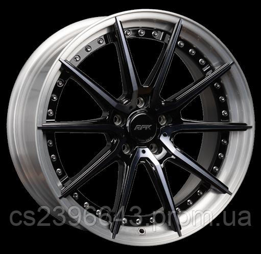 Колесный диск RFK Wheels PLS201 20x9 ET25