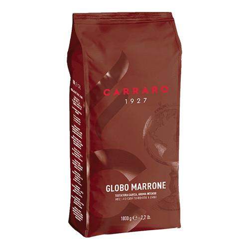 Кофе в зёрнах Carraro Globo Marrone 1000g